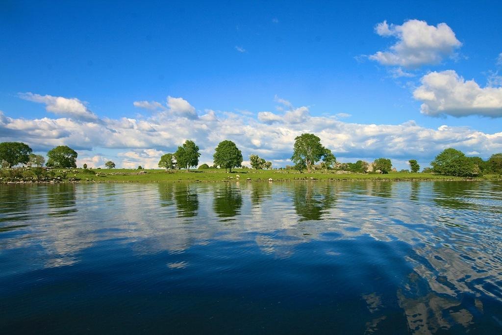 Pesca in irlanda - Portano acqua ai fiumi ...