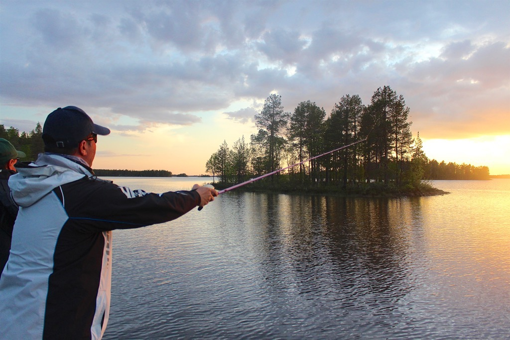 pesca-lago-lapponia
